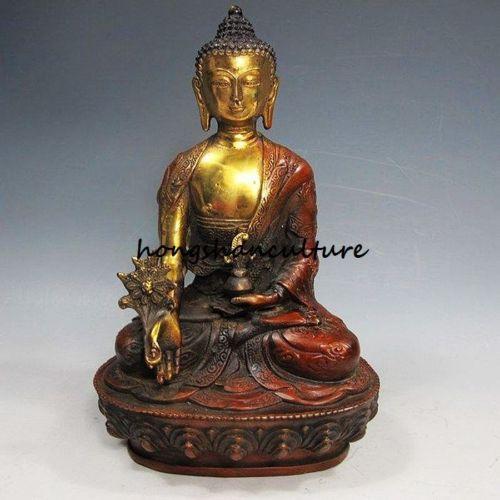 9 Inch Medicine Buddha