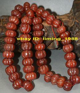 Buddhist Agate Mala