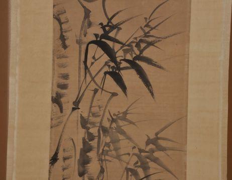Bamboo by Zheng Banqiao