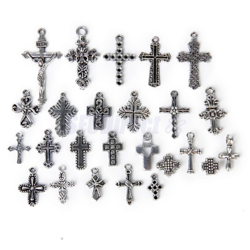 Tibetan Crosses being wholesaled by communists