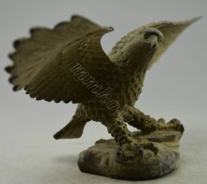 Tibetan Bronze Eagle