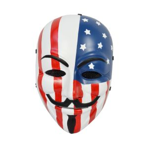 USA Guy Fawkes Chinese Protester Mask