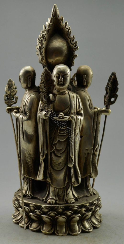 Ksitigarbha facing four directions