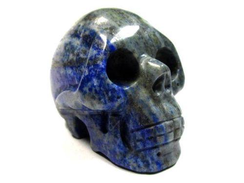 Lapis lazuli, one of Tibet's favorite stones