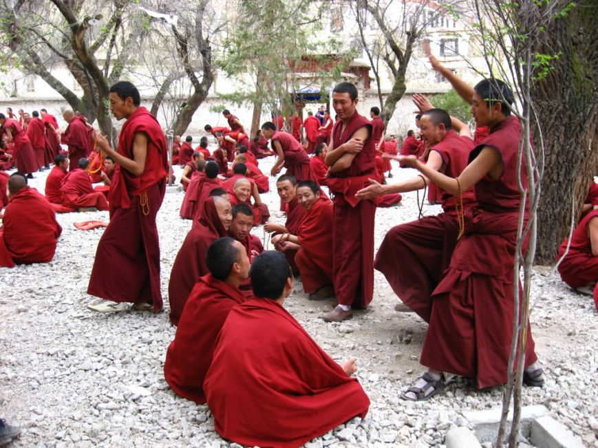 Lhasa-Sera-Monastery