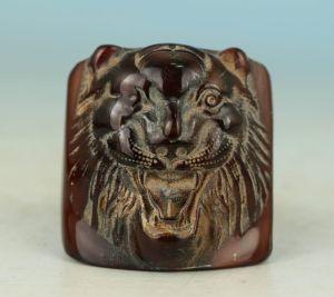 Yak Horn ring of Lion