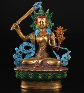 Tibetan Manjushri