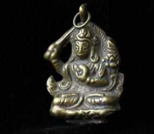Manjushri pendant