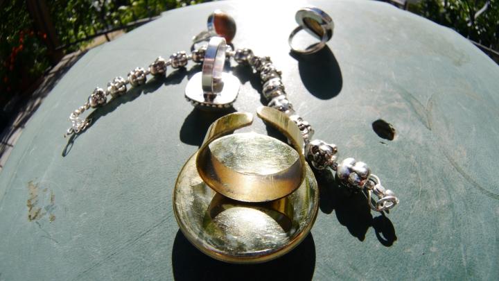 Traditional Tibetan Jewelry