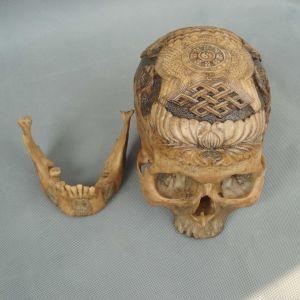 Tibetan Kapala