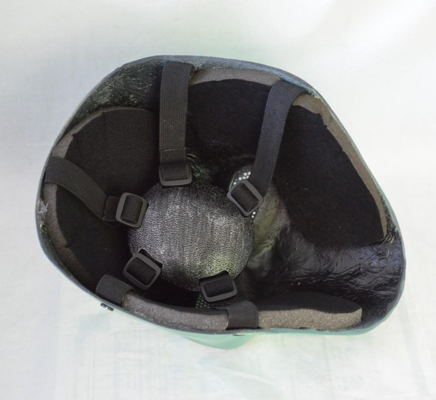 Stock photo of mask interior used multiple times.