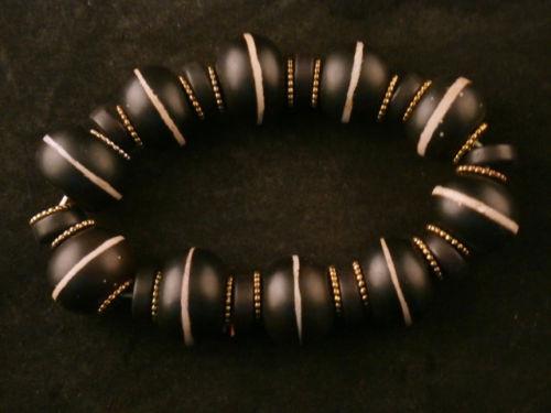 Agate Stripe bracelet