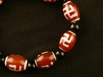 Swastika bracelet II