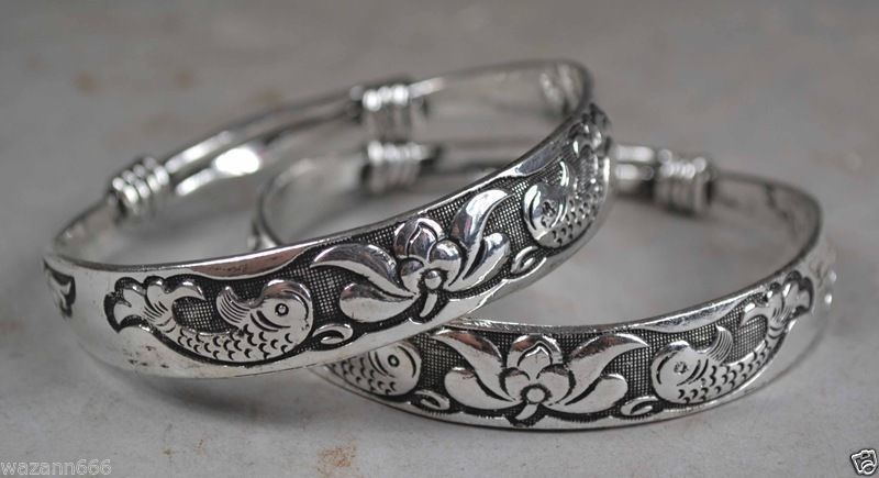 Lotus Fish Cuffs
