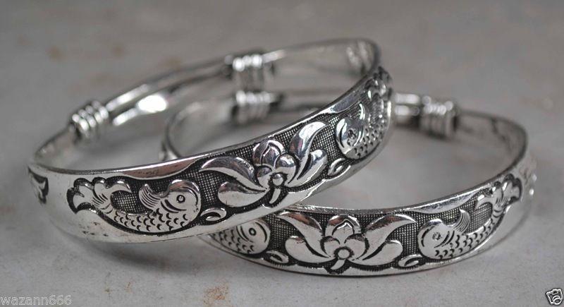 Lotus Fish Cuffs