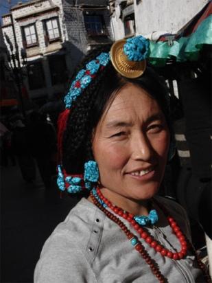tibetanwomanea