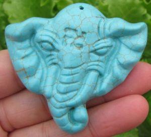 Tibetan Turquoise Elephantaa