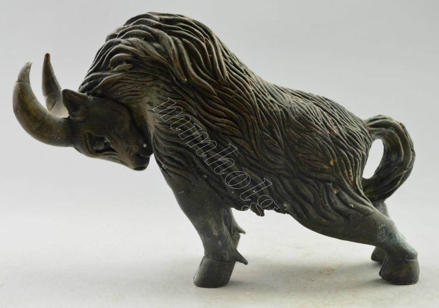 Bronze Yak