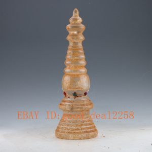 Tibetan Crystal Reliquary